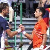 Djokovic se veut rassurant : «En Grand Chelem, je joue mon meilleur tennis»