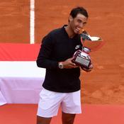 Monte-Carlo : Nadal s'offre la «decima» et marque les esprits avant Roland-Garros