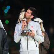 Djokovic stoppe l'incroyable série de Murray et envoie un message