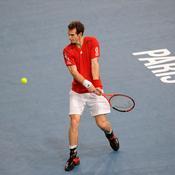 Murray domine Roddick