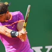 Nadal a souffert, Murray retrouve vite ses marques