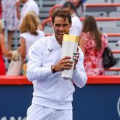 Nadal après Montréal : «Ça me donne de la confiance pour l'US Open»