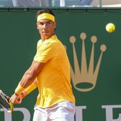 Nouveau rendez-vous avec l'histoire pour Rafael Nadal à Monte-Carlo
