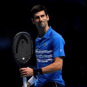 Djokovic termine sur une fausse note malgré une saison de haute volée