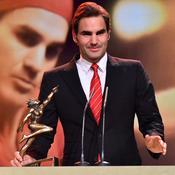 Roger Federer aux Oscars pour soutenir Leonardo di Caprio