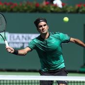 Roger Federer est de nouveau l'homme à battre