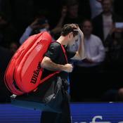 Stoppé par Tsitsipas, Federer «n'a pas su trouver la solution»