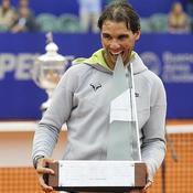 Titre, record et plein de confiance pour Nadal