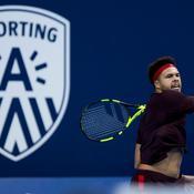 Tsonga s'offre à Anvers son quatrième titre en 2017