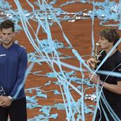 Zverev trop fort pour Thiem à Madrid