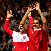 Chiudinelli : «A chaque fois que Federer est là, il donne tout»