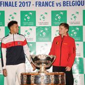 Coupe Davis : 5 raisons de ne pas rater le duel Tsonga-Goffin