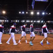 Coupe Davis: chef-d'œuvre en péril