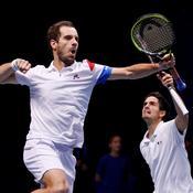 Coupe Davis: revivez le double Gasquet/Herbert-Bemelmans/De Loore
