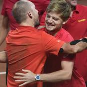 Coupe Davis : la Belgique de Goffin rejoint la France en finale