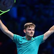 Coupe Davis : la Belgique emmenée par David Goffin contre la France
