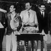 Coupe Davis : la première victoire française racontée par Jean Borotra