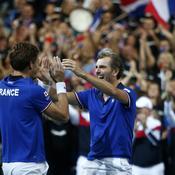 Benneteau et Mahut envoient la France en finale de la Coupe Davis