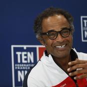 Coupe Davis : Noah : «J'ai à cœur de gagner ce match»