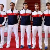 Coupe Davis : Noah mise sur Gasquet-Herbert pour le double face à la Belgique