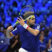 Coupe Davis: Goffin domine Tsonga