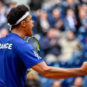 Coupe Davis : Maître de ses nerfs, Tsonga envoie les Bleus en finale