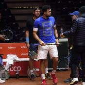 Coupe Davis : Une sélection pas simple pour le simple