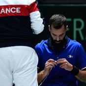 Des bleus à l'âme pour les Français dans la nouvelle Coupe Davis