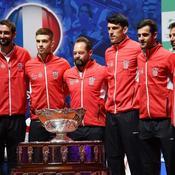 Coupe Davis : des Croates méconnus dans le costume de favoris