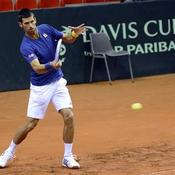 Djokovic répond présent