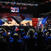 Coupe Davis: France-Belgique se jouera à Lille ... le rugby relocalisé
