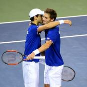 Herbert et Mahut remportent le double, la France file en quarts