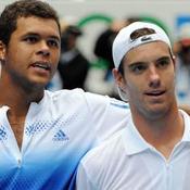 Tsonga et Gasquet/Tennis