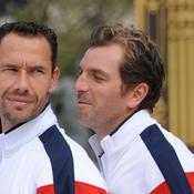 Michaël Llodra et Julien Benneteau