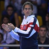 Mauresmo délaisse la Coupe Davis pour entraîner Pouille
