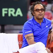 Noah : «L'absence de Djokovic est forcément une bonne nouvelle»