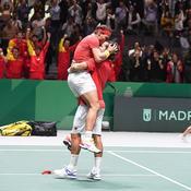 Pour l'Espagnol Feliciano Lopez, Nadal est «un super héros»