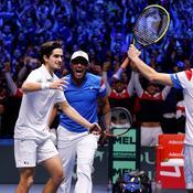Coupe Davis : Succès du double Gasquet-Herbert, la France à un point du sacre