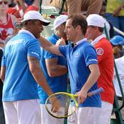 Coupe Davis : débuts parfaits pour Noah et les Bleus, qualifiés pour les quarts