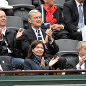 Thierry Braillard, Anne Hidalgo et Jean Gachassin