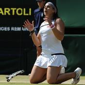 Bartoli Titre Wimbledon 2013