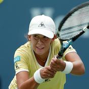 Bartoli US Open 2002