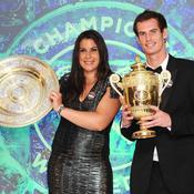 Bartoli Wimbledon 2013 Murray