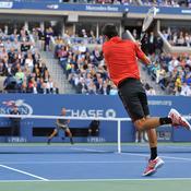 Le revers ravageur de Djokovic