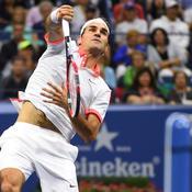 Smash Federer