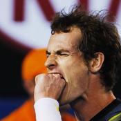 Murray s'en mord les doigts