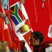 Federer, la star est de retour
