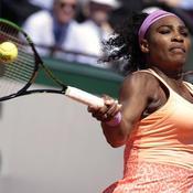Serena déroule