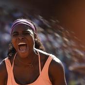 Serena ne lâche pas