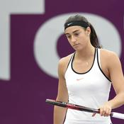 Caroline Garcia a été éliminée en deux sets par Karolina Pliskova à Doha, jeudi